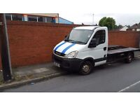 Quik Sale IVECO Recovery - Car transporter