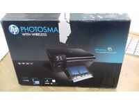 HP Photosmart B110a All-in-One Inkjet Printer