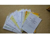 Common Entrance past papers and revision books