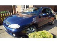 Renault Megane Coupe 1.6L