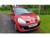 2009 DIESEL RENAULT GRAND MODUS 1.5DCI DYNAMIQUE - ROAD TAX £30