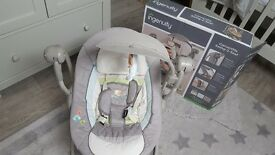 Baby swing - baby chair - bouncer - unisex - can be used from birth