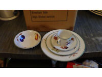 Royal Worcester dinner set 4 place setting