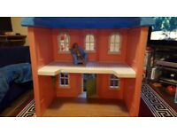 Very Large Barbie Dolls House, solid plastic