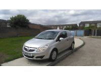 Quick sale ,Corsa 2008 , MOT 22 May 2019 .