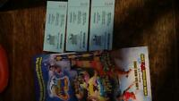 Magic Mountain admission tickets