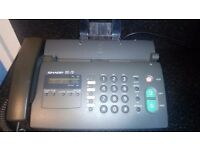 Sharp UX-70 Fax Machine