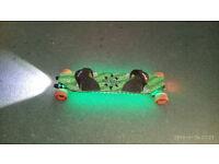 Electric skateboard 50kmh and 30km range