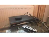 Sky HD box with remote and Wi Fi box