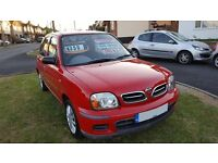 NISSAN MICRA 1.0 S **PART EXCHANGE TO CLEAR** MOT TILL DEC 2016