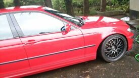 2002 Classic BMW 330 M-Sport