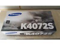 Samsung CLT-K4072S Black Toner (1,500 pages)