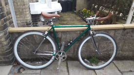 Single speed/Fixed Gear bicycle: Proof of purchase & warranty