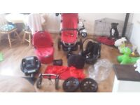 Quinny buzz travel system only £80