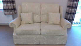 £99 - Quality Wade Wellington 3 piece Suite - From a pet and smoke free home