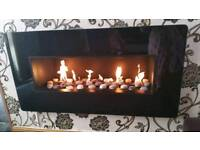 Sirocco Royal 100 Solo Hole in the wall gas fire