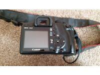 Canon EOS 1000D DSLR Camera