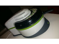 Breville VDF105 Halo+ and Health Fryer - White