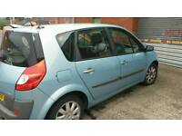 Renault scenic for parts