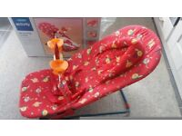 Mothercare activity bouncing cradle