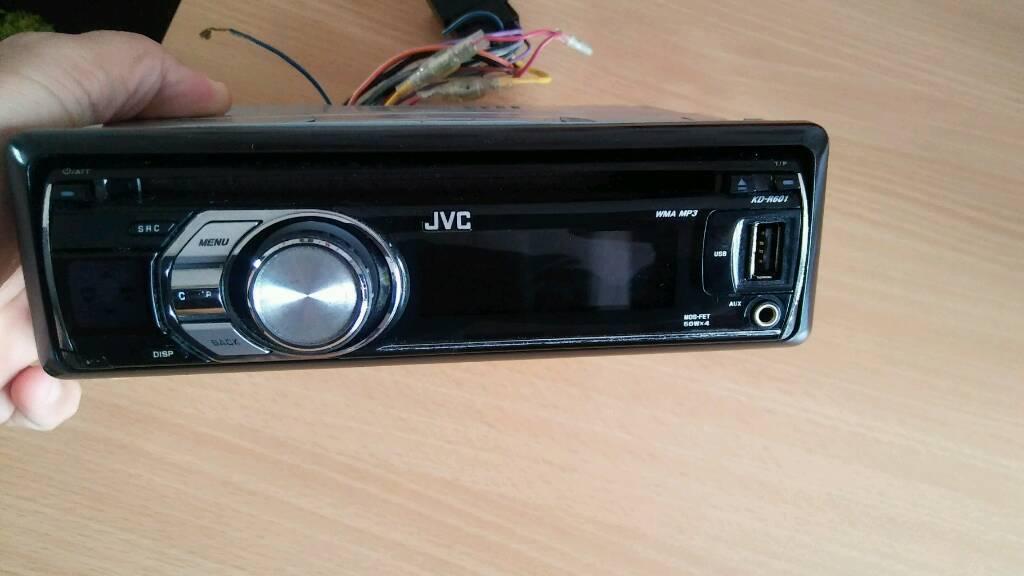 car steteo JVC