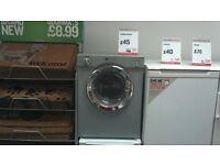 White Knight 3kg tumble dryer - British heart foundation
