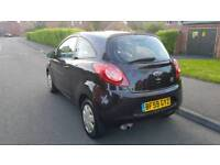FORD KA, 74000 MILES, FULL SERVICE HISTORY, 12 MONTHS MOT, £30 A YEAR TAX