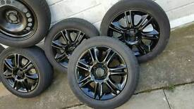 Alloys wheels
