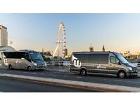 EXPERIENCED PSV COACH & MINIBUS DRIVERS WANTED! FRIENDLY FAMILY RUN COACH COMPANY.
