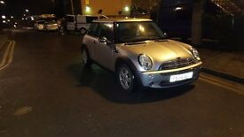 MINI ONE 1.6 - 76,000 Mileage. GREAT CONDITION. IDEAL FIRST CAR