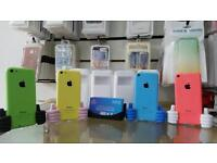 Uk Stock Orignal Apple iPhone 5C-32GB-Pink,Green,Yellow,Blue,White(Unlocked)Brand New With Warranty
