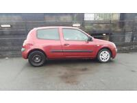 Renault Clio 1.4 automatic low mileage READY TO DRIVE AWAY