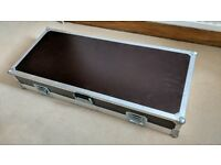 Hardcase flight for Guitar effects pedalboard, pedals, cables, gig case, musical & other accessories