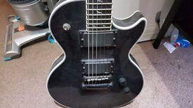 Epiphone Futura LP Custom-EX Guitar