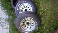 Rims & Tires (15inch)