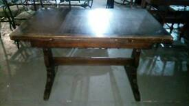 Ercol refectory dining table ideal for xmas