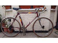 Peugeot Reynolds 531 bike for Tall people 5ft8+