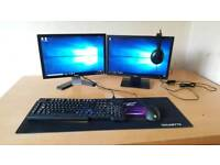 Cheap Entire Gaming PC Setup