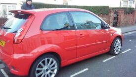 STUNNING RED 2008 FORD FIESTA ST 3 DOOR HATCH, LOW MILEAGE