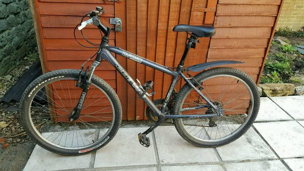 Dawes mountain bike full aluminium frame