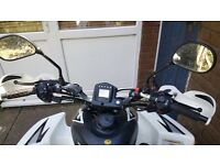 CHEAP!! 250cc Road legal quad bike for sale or swaps