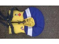 Infant's life jacket