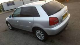 Audi a3 1.8l