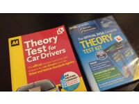 driving theory book and dvd