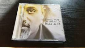 BILLY JOEL PIANO MAN CD ALBUM.NEW