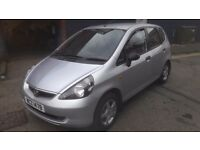 Honda Jazz 1.3 Petrol 5 Door Hatchback Year 2004 ## Full Years Mot##