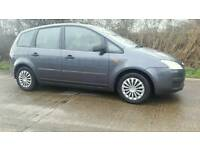 FORD FOCUS C MAX 2004 MOTD DRIVES PERFECT 12 MONTHS MOT