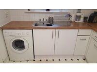 Complete White Modern Kitchen, Notting Hill W11