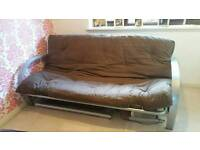 Double Sofa bed in excellent condition