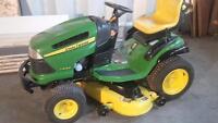 2007 LA140 John Deere Lawn Tractor